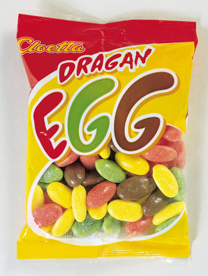 Dragan egg