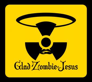 Glad Zombie-Jesus