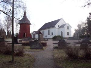 Brämhults kyrka och spa